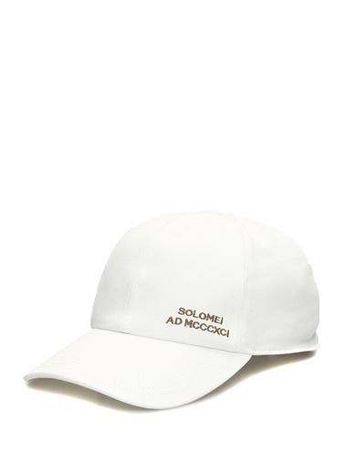 Brunello Cucinelli Şapka Beyaz